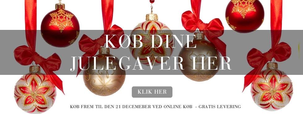 Køb julegaver online - Aalborg Butikker